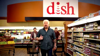 Dish Network TV Spot, 'Food Network: Guy's Grocery Games' - Thumbnail 1