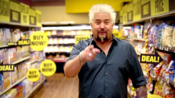 Dish Network TV Spot, 'Food Network: Guy's Grocery Games' - Thumbnail 4
