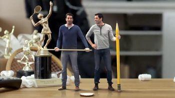 Dish Network TV Spot, 'HGTV: Buying & Selling - Sports'