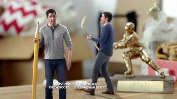 Dish Network TV Spot, 'HGTV: Buying & Selling - Sports' - Thumbnail 2