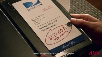 Dish Network TV Spot, 'Ugly Bill' - Thumbnail 9