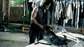Dish Network TV Spot, 'AMC: The Walking Dead' Featuring Norman Reedus - Thumbnail 4