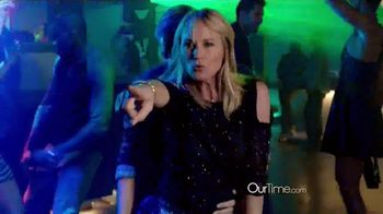 OurTime.com TV Spot, 'Dance Club' - 1396 commercial airings