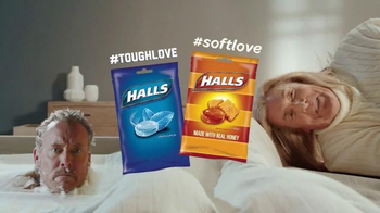 Halls TV Spot, 'Tough & Soft Love' Featuring John C. McGinley