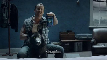 Halls TV Spot, 'Tough & Soft Love' Featuring John C. McGinley - Thumbnail 4
