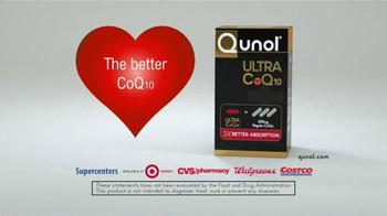 Qunol Ultra CoQ10 TV Spot, 'Heart Healthy Nutrient' - Thumbnail 6