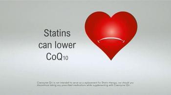 Qunol Ultra CoQ10 TV Spot, 'Heart Healthy Nutrient' - Thumbnail 2