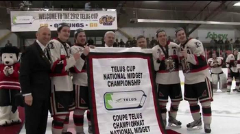 Hockey Canada TV Spot, '2016 TELUS Cup'