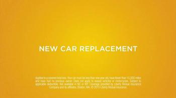 Liberty Mutual New Car Replacement TV Spot, 'Majestic Beast' - Thumbnail 7