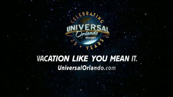 Universal Orlando Resort TV Spot, 'Where the Adventure Never Ends' - Thumbnail 6