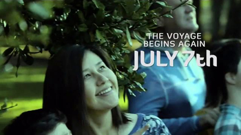 Ark Encounter TV Spot, 'The Voyage Begins Again' - 194 commercial airings