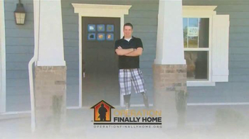 Operation Finally Home TV Spot, 'Joined to Serve' - Thumbnail 6