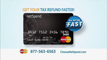 NetSpend Card TV Spot, 'Every Minute Counts' - Thumbnail 4