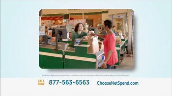 NetSpend Card TV Spot, 'Every Minute Counts' - Thumbnail 5