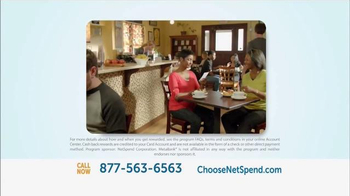 NetSpend Card TV Spot, 'Every Minute Counts' - Thumbnail 6