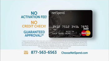 NetSpend Card TV Spot, 'Every Minute Counts' - Thumbnail 8