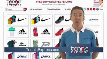 Tennis Express TV Spot, 'Brad'