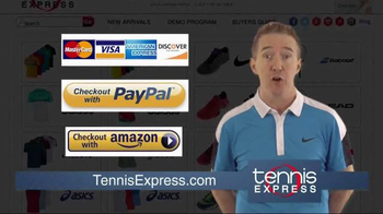 Tennis Express TV Spot, 'Brad' - Thumbnail 4