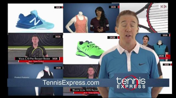 Tennis Express TV Spot, 'Brad' - Thumbnail 5