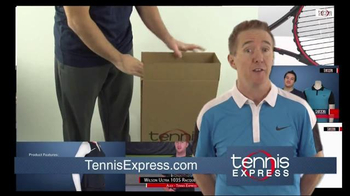 Tennis Express TV Spot, 'Brad' - Thumbnail 6