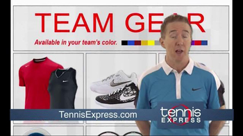 Tennis Express TV Spot, 'Brad' - Thumbnail 7