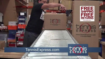 Tennis Express TV Spot, 'Brad' - Thumbnail 8