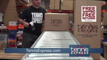 Tennis Express TV Spot, 'Brad' - Thumbnail 9