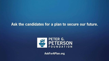 Peter G. Peterson Foundation TV Spot, 'Disappearing Act' - Thumbnail 9