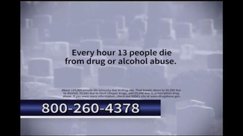 The Addiction Network TV Spot, 'Drug or Alcohol Problem' - Thumbnail 1