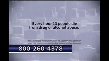 The Addiction Network TV Spot, 'Drug or Alcohol Problem' - Thumbnail 1