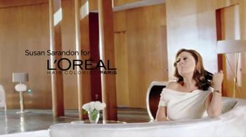 L'Oreal Paris Excellence Age Perfect TV Spot, 'Mature' Feat. Susan Sarandon - Thumbnail 1