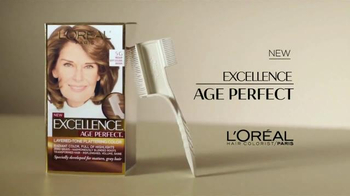 L'Oreal Paris Excellence Age Perfect TV Spot, 'Mature' Feat. Susan Sarandon - Thumbnail 3