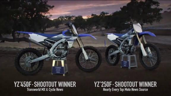 Yamaha YZ TV Spot, 'What Does It Take to Be the Best?' - Thumbnail 9