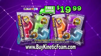 Kinetic Foam TV Spot, 'What Will You Do?' - Thumbnail 10