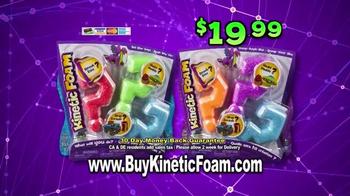 Kinetic Foam TV Spot, 'What Will You Do?' - Thumbnail 8