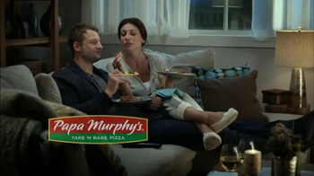 Papa Murphy's Pizza Tuscan Chicken & Sausage TV Spot, 'No Reservation' - Thumbnail 8