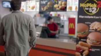 McDonald's McPick 2 TV Spot, 'Escoge dos' [Spanish] - Thumbnail 1