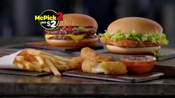 McDonald's McPick 2 TV Spot, 'Escoge dos' [Spanish] - Thumbnail 4