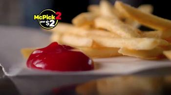 McDonald's McPick 2 TV Spot, 'Escoge dos' [Spanish] - Thumbnail 6