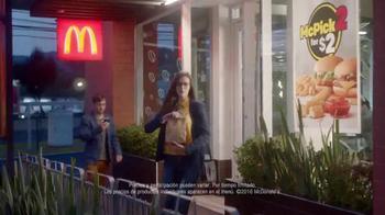 McDonald's McPick 2 TV Spot, 'Escoge dos' [Spanish] - Thumbnail 9