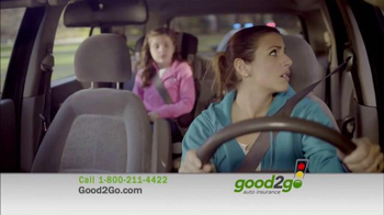 Good 2 Go TV Spot, Driving Without Insurance'