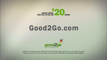 Good 2 Go TV Spot, Driving Without Insurance' - Thumbnail 7