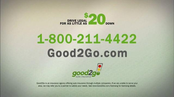 Good 2 Go TV Spot, Driving Without Insurance' - Thumbnail 8