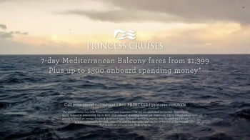Princess Cruises TV Spot, 'A New Day' - Thumbnail 8