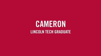Lincoln Technical Institute TV Spot, 'Cameron' - Thumbnail 2