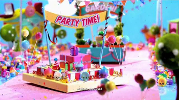 Shopkins Season 4 TV Spot, 'Petkins, Party Time, Garden and Perfume'