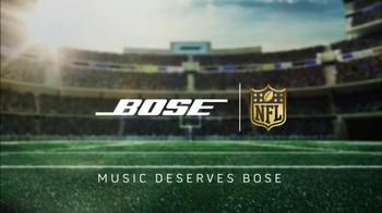 Bose TV Spot, 'NFL Loudest Stadium: Broncos vs. Chargers' - Thumbnail 9