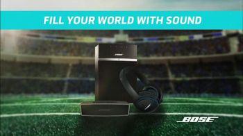 Bose TV Spot, 'NFL Loudest Stadium: Broncos vs. Chargers'