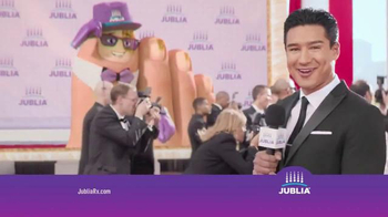 Jublia TV Spot, 'Wearing Toenail Fungus' Featuring Mario Lopez - Thumbnail 4
