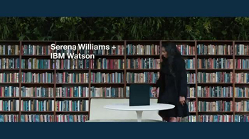 IBM Watson TV Spot, 'Watson on Performance' Featuring Serena Williams - Thumbnail 1